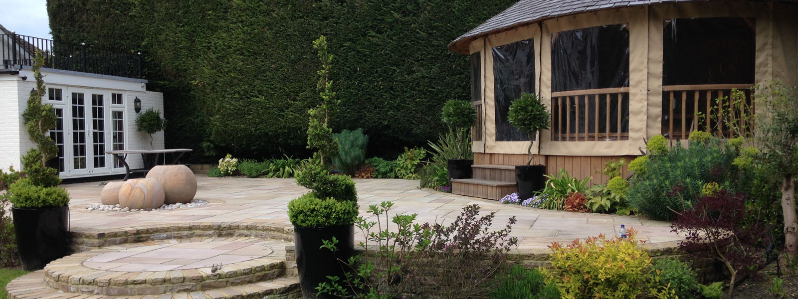 landscapers Hertford Heath
