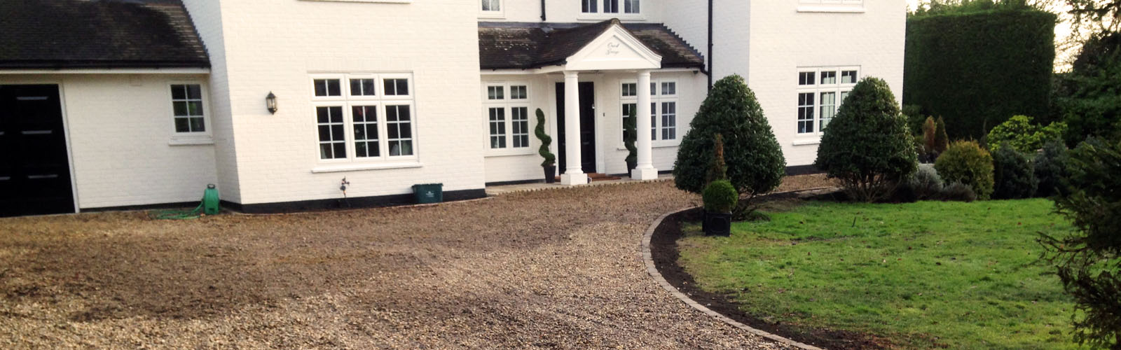 landscapers Stanstead Abbotts